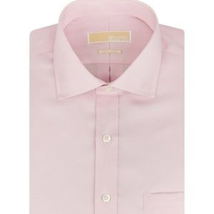 Michael Kors Non-Iron Regular Fit Dress Shirt